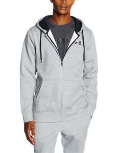 Under Armour Men's Charged Cotton Storm Rival Full Zip Hoodie from  £14.40 @ Amazon (£17.31 non-Prime)