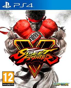 [PS4] Street Fighter V - £9.99 - Amazon (+£1.99 Non Prime)