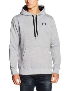 Under Armour Men's Storm Rival Cotton Warm-up Hoodie from £13.33 for XL upto £16 @ Amazon (Plus £1.99 non-Prime)