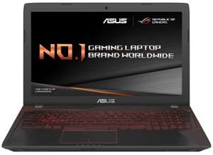 ASUS Gaming Laptop with i5-7300HQ & GTX 1050 at Ebuyer - £699.99
