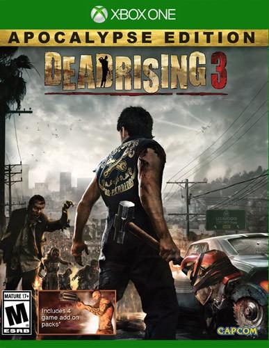 Dead Rising 3 Apocalypse Edition (Xbox One) £12.80 @ Hitari