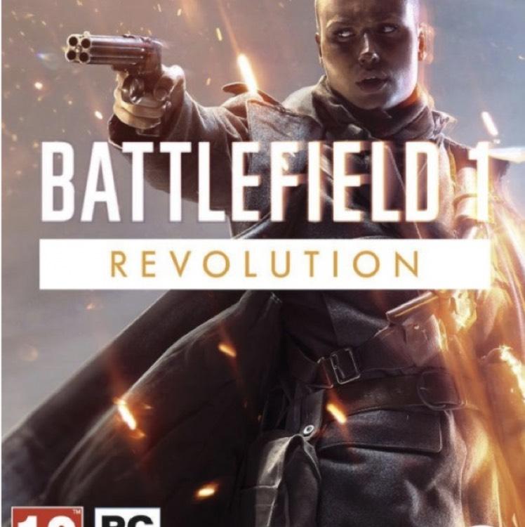 Battlefield 1: Revolution Edition £35.99 @cdkeys (origin)
