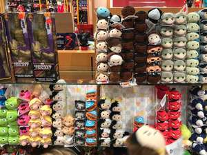 Small Tsum Tsum - including Star Wars, Muppets - £1.00 at Disney Store