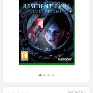 Resident evil revelations Xbox one remake at Smyths for £15.99