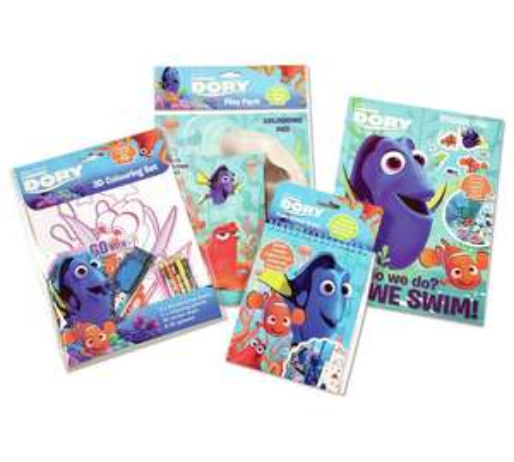 Disney Pixar Finding Dory Bundle Pack Foam Sticker £2.99 @ Argos