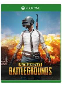 Playerunknown battlegrounds xbox one pre-order £49.99 at base