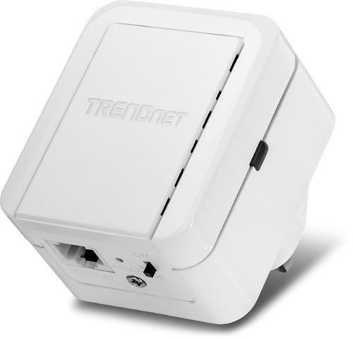 TRENDnet N300 High-Power Wireless N Range Extender  £7.99  mymemory