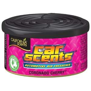 EuroCarParts California Scents Car Scents (£2.20 with code HOLIDAY75 or £2.12 with Quidco) + Free Delivery