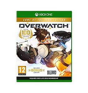 Overwatch Game of the year edition (Xbox One) £26 @ Amazon