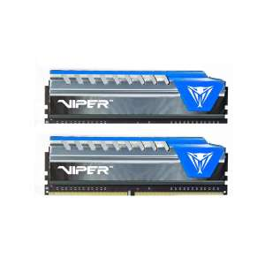 Viper Elite Series DDR4 16GB (2 x 8GB) CL15 2400MHz Kit (Blue) £92.88 Sold by GadgetLifestyle and Fulfilled by Amazon.