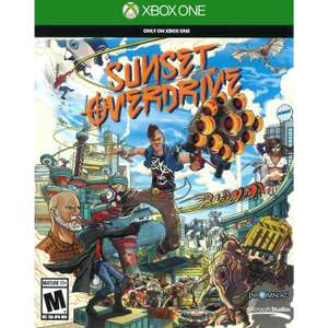 Brand new Sunset Overdrive (Xbox One) £6.89 @  escape_entertainment  ebay
