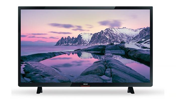 "Akai AKTV3213 32"" LED TV £179 @ Groupon"