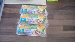 Wildlife variety choobs 3 packs for £1 @ Fulton Foods