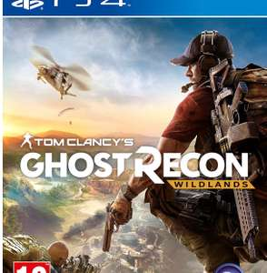 Tom Clancys's Ghost Recon Wildlands - £21.95 Delivered @ Amazon (seller: Boomerang)