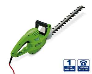 electric hedge trimmer @ Aldi - £4.99 (instore Bristol)