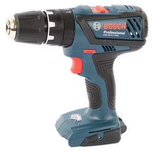 (Prime only) Bosch Professional GSB 18-2-LI Plus Cordless Combi Drill (Without Battery and Charger) for £45.95 @ Amazon