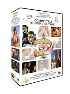 Round the Twist complete series DVD £8.74 & FREE UK Delivery on orders dispatched by Amazon over £20.  at Amazon