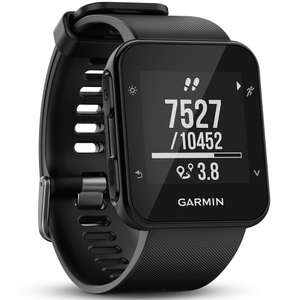 Garmin Forerunner 35 GPS Running Watch with Wrist-based Heart Rate - Black - £114.99 @ Amazon