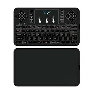 Q9 Bluetooth Wireless 3 Colors Backlit 2.4G Touchpad Airmouse Mini Keyboard £7.96 at banggood