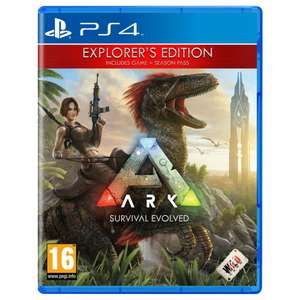 Ark survival evolved the explorer edition - £44.99 @ John Lewis