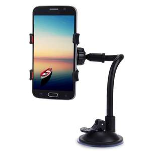 Long Arm Car Windscreen phone holder 76p delivered w/code @ Gearbest