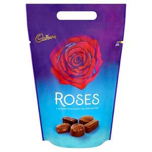 Mix and Match Cadburys Roses and Heroes, Mars Celebration,Quality Street and Terrys Mini Orange Pouches 2 for £5 @ Morrisons