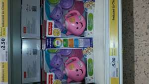 Fisher Price Laugh & Learn Tea Set - £5 instore @ Tesco