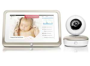 Motorola Smart Nursery 7 Baby Monitor - £138 @ Amazon