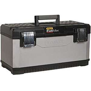 Stanley 195617 Metal Plastic Toolbox 26-inch £11 [Prime exclusive] @  Amazon (1-2 months delivery)