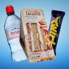 O2 Priority £1 Lunch Offer - Last one today @ WHSMith