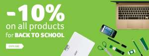 Acer 10% discount on all products + 10.5 percent TCB