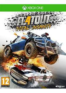 FLATOUT 4 TOTAL INSANITY XBOX ONE & PS4 £17.85 @ Base