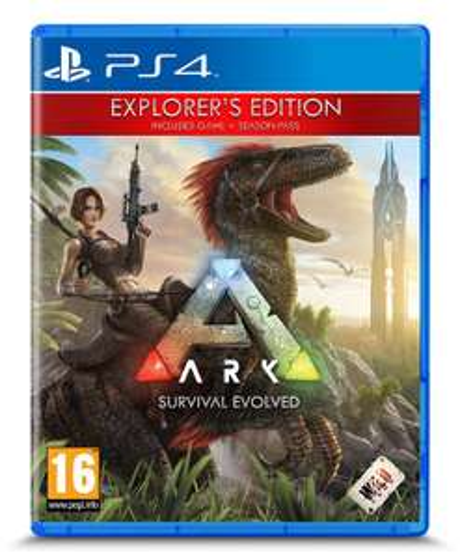 Ark - Survival Evolved Explorers Edition - Possible glitch so act fast! - £44.99 pre-order @ Amazon