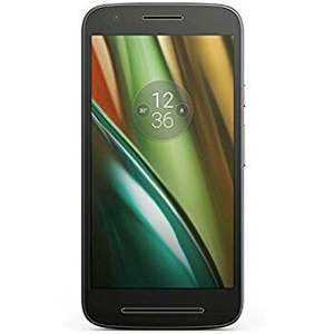 Motorola 8 GB Moto E3 UK SIM-Free Smartphone - Black £64.99 @ Amazon (temp oos)
