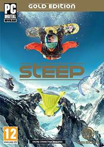 Steep Gold Edition - PC Download £15.99 @ Amazon