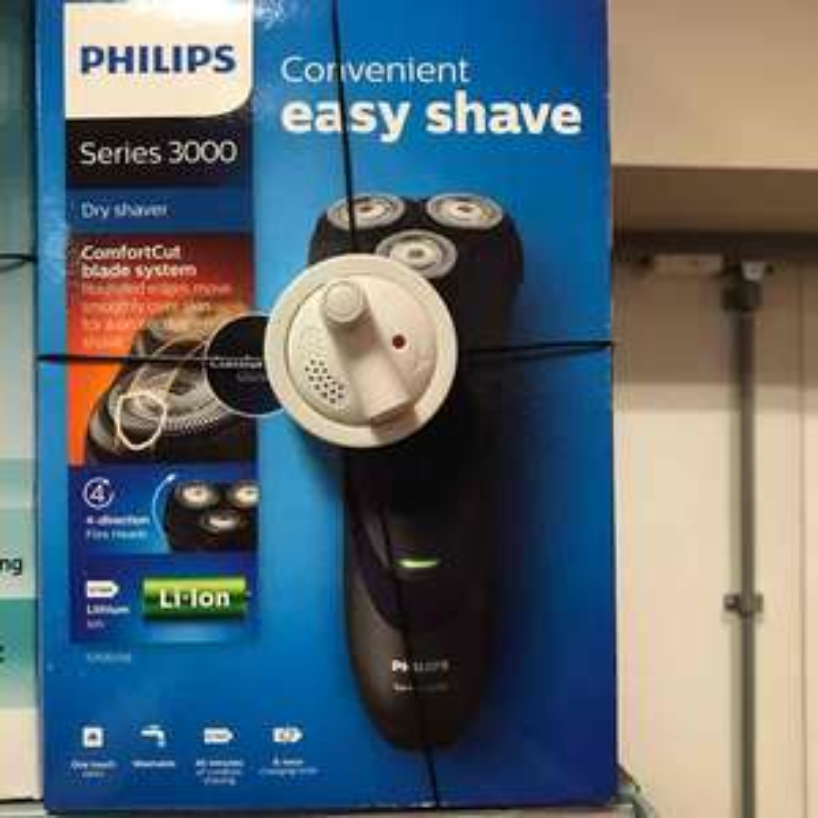Philips 3120/06 shaver - £14.24 instore @ Asda Stowmarket