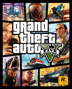 Grand Theft Auto V for £19.79 or £18,80 with 5% Code @ cdkeys