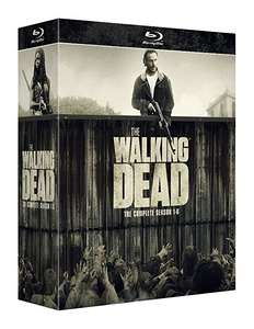 Walking Dead Blue Ray Seasons 1-6 (Lightning ends at 7pm) - £39.99 @ Amazon
