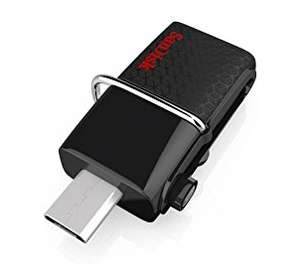 SanDisk Ultra DUAL-USB 256GB, USB 3.0 Flash Drive up to 150MBps transfer speeds = £59.99 @ Amazon