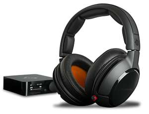 SteelSeries Siberia X800 Wireless Headset £110 @ Amazon