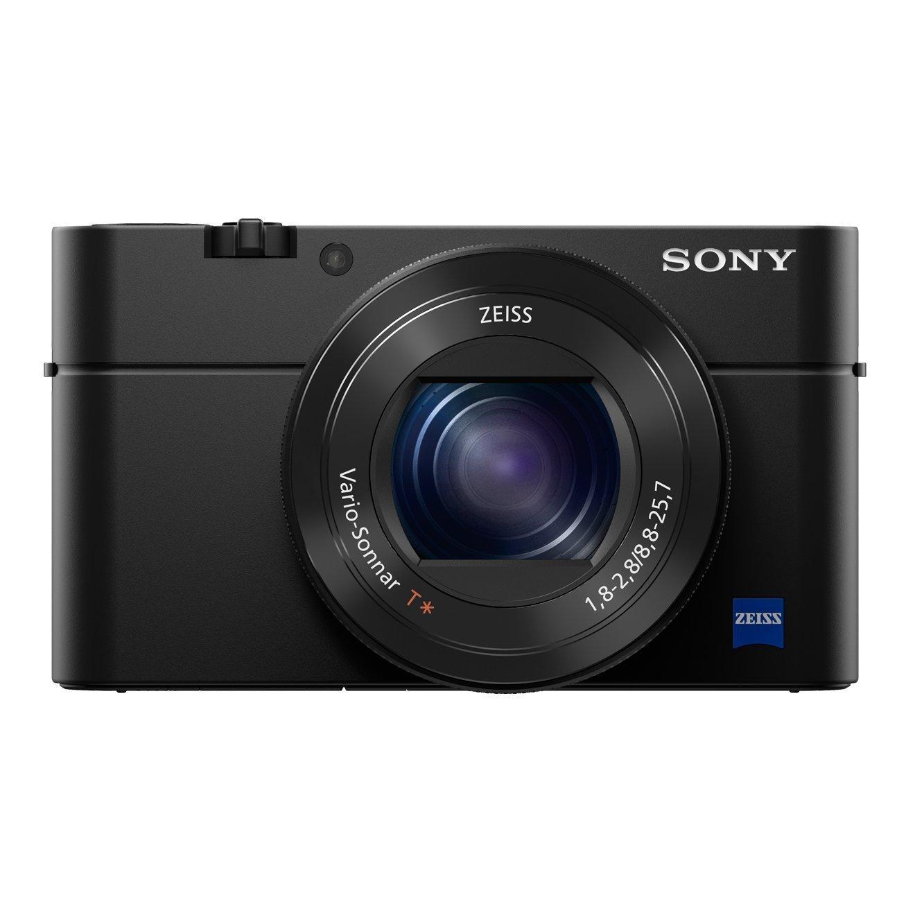 Sony DSCRX100M4 (RX100 IV) 20.1MP 4K Compact Camera £580 (£480 after cashback) @ Amazon