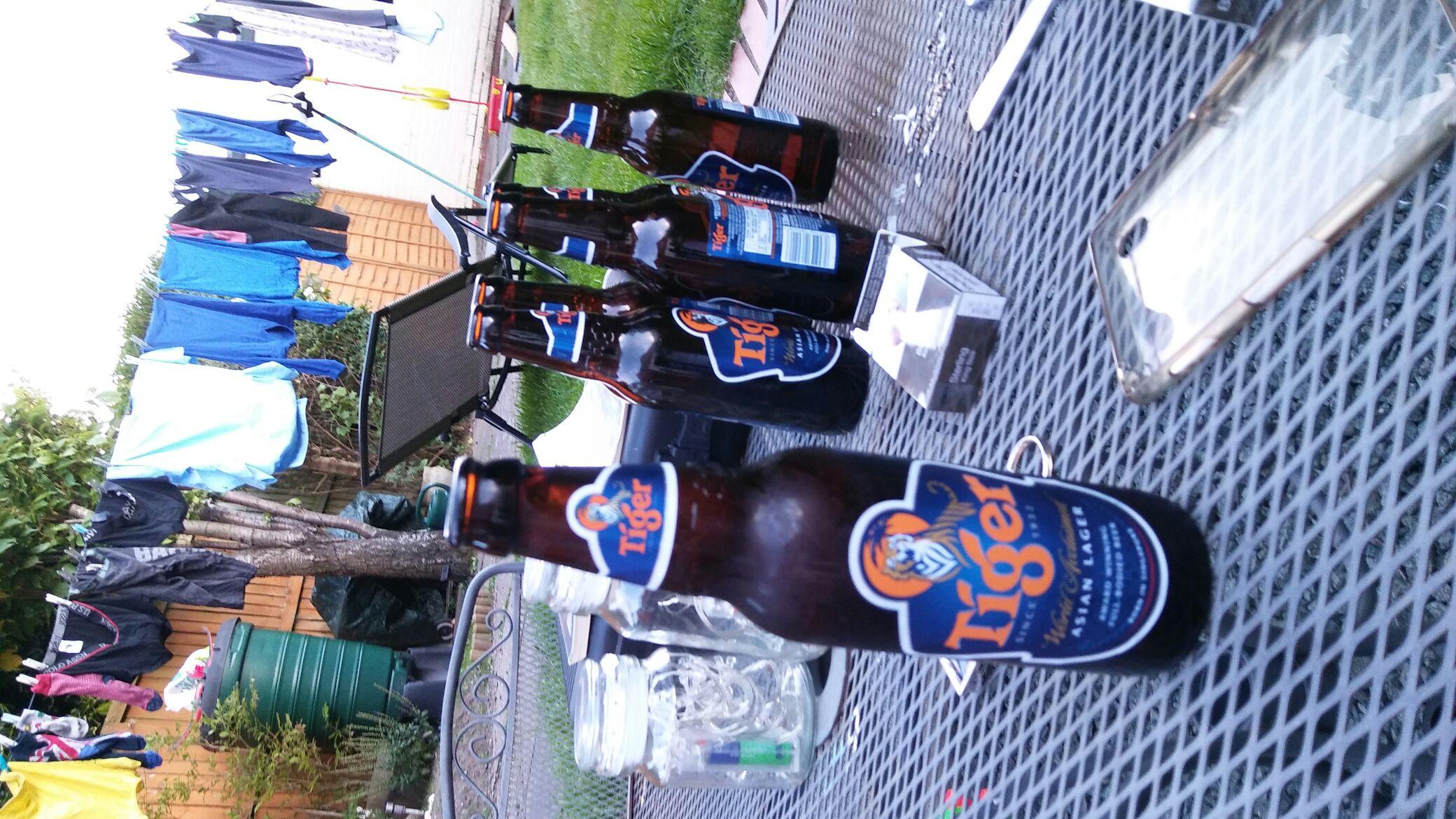 Tiger beer, 12 bottles for £6 @ Morrisons