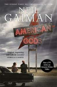 American Gods TV Tie in Book £3.85 (Prime) @ Amazon