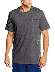 Under Armour Men's Charged Cotton Short Sleeve T-Shirt £9.89 (Prime) at amazon LARGE