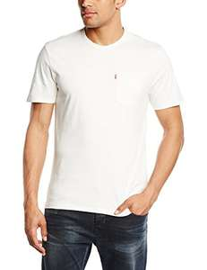 Levi's Men's Sunset Pocket Short Sleeve T-Shirt from £10.00 at amazon
