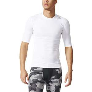 Adidas Men's Tech Fit Base T-Shirt £8.63 (Prime) at amazon (mostly Medium and large)