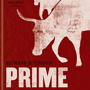PRIME: The Beef Cookbook - Richard H Turner. Kindle Ed. Was £25 now 99p @ amazon (DOTD)