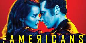 The Americans HD season 1-4 £9.99 on itunes