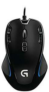 Logitech G300S Optical Gaming Mouse - Black £14.99 Prime / £18.98 Non Prime @ Amazon