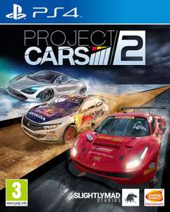 Project Cars 2 PS4/XB1 £34.99 using code @ Amazon with Prime (£36.99 without)
